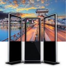 65寸网络立式液晶广告机