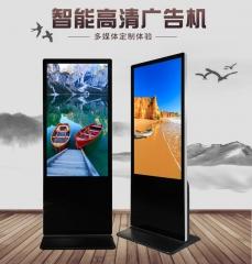 42寸室内立式液晶广告机 立式广告机 高清超薄广告机竖屏显示