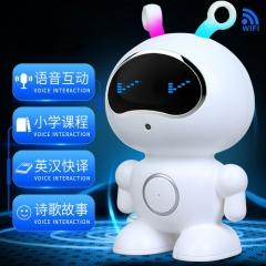 男女孩益智玩具 儿童智能早教 机器人wifi多功能对话故事学习机 教育机器人