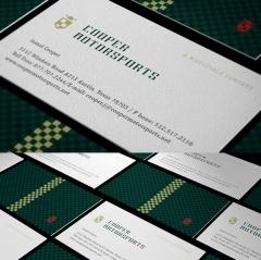 高档绅士卡蛋壳纸名片300g简约名片简洁设计免费模板纹理纸 绅士纸 90mm*54mm