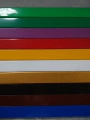 c84彩钢扣板 扣板 扣条广告扣板长条广告牌扣板 门头扣板 门头底 任意颜色
