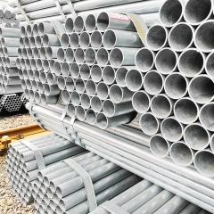 镀锌线管穿线管KBG/JDG金属走线管 电缆线管钢管 铁电线管20*1.0 任意尺寸